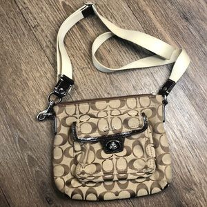 Coach Signature Penelope Crossbody Bag